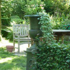In de tuin aan de Gulp